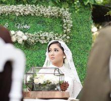 DINDA & AGE WEDDING by bright Event & Wedding Planner