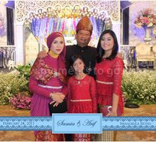 The Wedding of Samia And Arief by Shangri-La Hotel, Jakarta