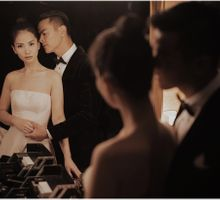 Dion Wiyoko & Fiona Pre Wedding by Hian Tjen
