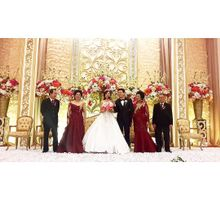 Wedding of Chendra & Myrna by Aurelle House of Brides