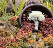 Wedding Bouquets by Chestknots Studios