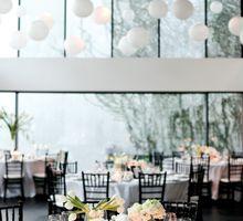 Monochrome Wanderlust by The Wedding Stylist