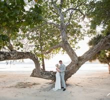 Beach Wedding: Westin, Langkawi: Jase & Alicia by Stories.my