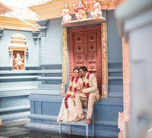 Malaysian Hindu wedding - Arvind & Dhanya by Stories.my