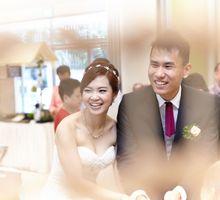 Joshua and Hui Ling's Wedding by Megu Weddings