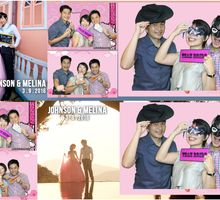 Facebooth at J & M Wedding 2016 by Whisk Weddings