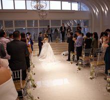 Ronnie and Shipin Wedding by Megu Weddings