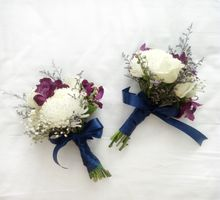 Bridesmaid Bouquet by Tiffany's Flower Room