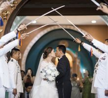 A Military Wedding by Jaymie Ann Events Planning and Coordination