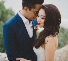 The Ungasan Clifftop Wedding of Tata & Edo by Bali Dream Day