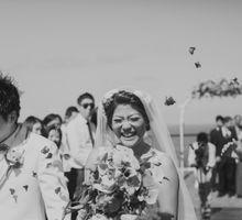 John + Debbie Destination Wedding {BALI} by Humblebloom photography