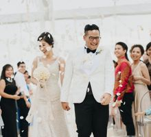 Yoga & Vivi Wedding by Flying Bride