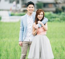 Overseas Pre-wedding by Cleo Chang - Makeup . Hair