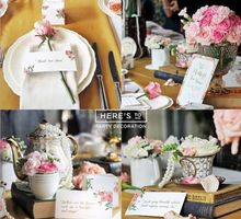 Mother's Day Table Decor by La Pétite Fleur