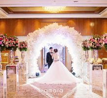Jakarta Wedding - Alex & Careen by Team by Amara Pictures