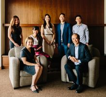 The Ong Family by Shaun Lee Weddings