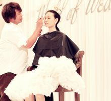 Bridal Fashion Show at Intercontinental Hotel KL by Kres Bridal Connoisseur