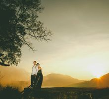 M & M prewedding at Nusa Lembongan by Bali Red Photography