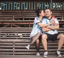 Felix & Farah Prewedding by fotovela wedding portraiture