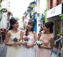 Casual Bridesmaids Shoot by Le voeu (Bridesmaids)