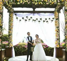 Wedding in Bali Via Instagram by Kana Wedding Bali