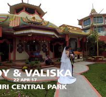 RUDY & VALISKA WEDDING 22 APR 17 - NAVIRI CENTRAL PARK by Amara Pictures