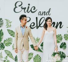 Greenery-Natural Wedding Ideas by ARTURE PHOTOGRAPHY