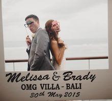 Braden & Melissa @ Villa OMG by Bali Dream Day