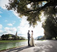 Agus & Minsy by ANTHEIA PHOTOGRAPHY