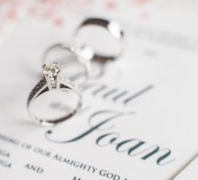 Paul & Joan Wedding by Bordz Evidente Photography