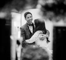 Januario and Joshua wedding photos by Bordz Evidente Photography