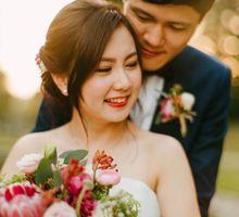 Edward & Christa pre wedding shoot by The Style Atelier Singapore