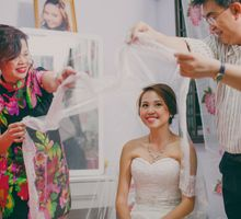 Bernice & Wanhin by Thomas Tan Photography