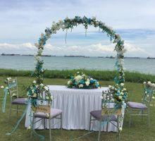 Beach Wedding by Cinderella Dream