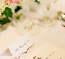 Wedding of B & Saya - Of soft textures and lush touches by PapyPress