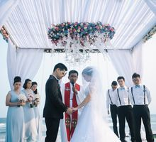 The Wedding of Budi and Lia by AVAVI BALI WEDDINGS