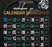 RAMADHAN PROMO SAVE THE DATE by Derzia Photolab