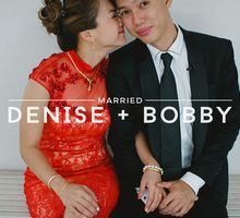 Denise & Bobby by Thomas Tan Photography