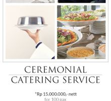 Wedding Promo by BALAI KARTINI - Exhibition and Convention Center