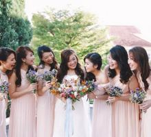 Actual Weddings by Le voeu (Bridesmaids)