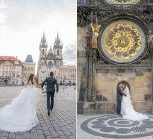 Andy + Jeslyn Prague hallstatt by Luvescape