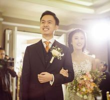 DERRY & SALLY WEDDING DAY by Hotel Gran Mahakam