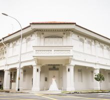 An Urban Bridal Styled Shoot in Joo Chiat Singapore by Endear Weddings