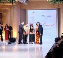 Unveiled International and Traditional Wedding Exhibition by Shangri-La Hotel, Jakarta