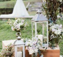 Garden Rhapsody by The Wedding Stylist