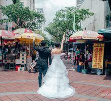 Amanda Lee Weddings Celebrates SG50 by Amanda Lee Weddings