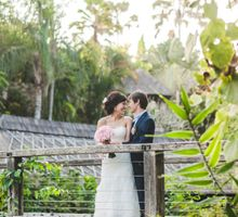 Jeane & Luo Wedding by Karma Kandara