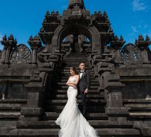 Aaron & Angelina by Michelle Ann Bridal House