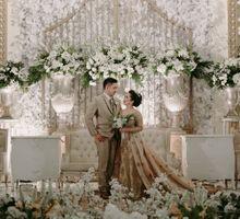 NADYA & RIANDY WEDDING by bright Event & Wedding Planner