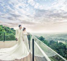 PRE WEDDING OF DARIUS & VANIA by Royal Tulip Gunung Geulis Resort & Golf